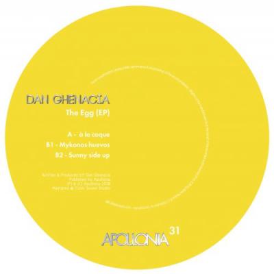 Dan Ghenacia - The Egg
