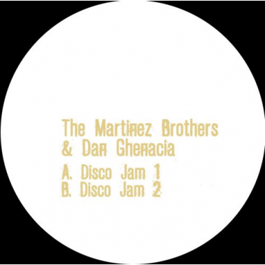 "The Martinez Brothers & Dan Ghenacia ""Disco Jam"""