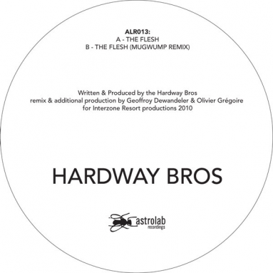 Hardway Bros - The Flesh EP Mugwump rmx