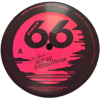Joey Anderson-Above The Chery Moon