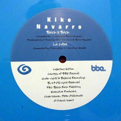 Kiko Navarro – I can show you the way