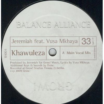 Jeremiah Featuring Vusa Mkhaya / Khawuleza