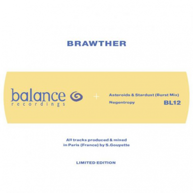 Brawther - Untilted EP (repress)