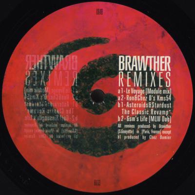 Brawther - Remixes (repress)