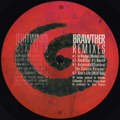 Brawther - Remixes (repress)