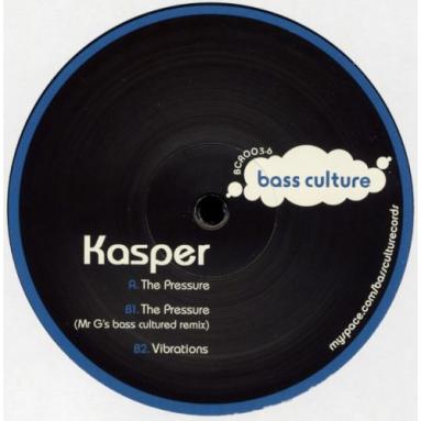 Kasper – The Pressure