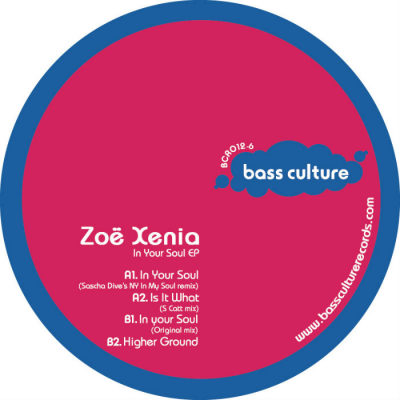 Zoë Xenia– In Your Soul EP Sasha Dive rmx