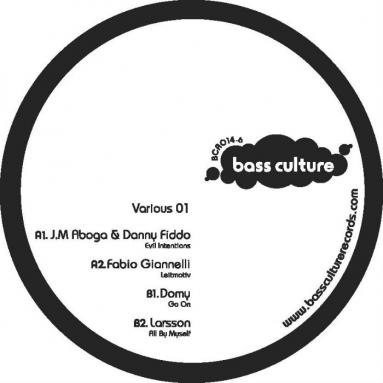 Various Artist (J.M Aboga, Danny Fiddo, Fabio Giannelli...) - Various 01