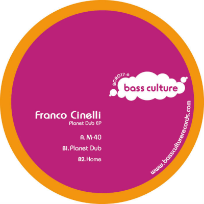 Franco Cinelli – Planet Dub EP