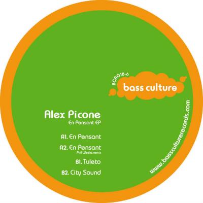Alex Picone - En Pensant EP