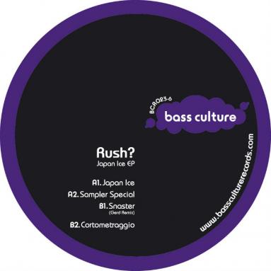 Rush - Japan Ice EP Gerd rmx