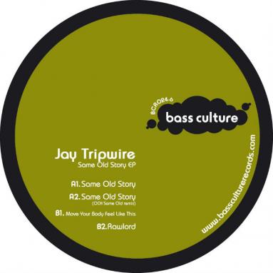 Jay Tripwire - Same Old Story EP (OCH rmx)
