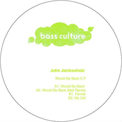John Jastszebski - Would Be Back EP (Nail rmx)