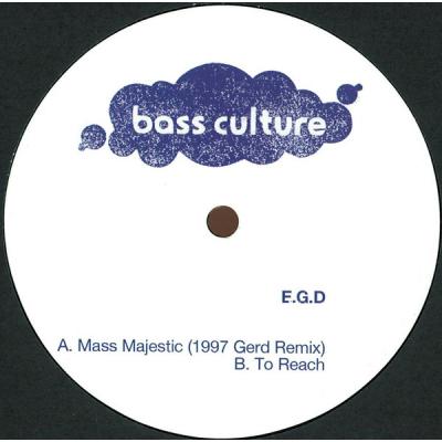 E.G.D - Mass Majestic EP