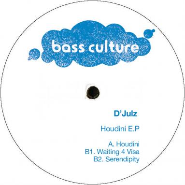 D'julz - Houdini EP