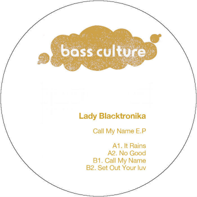 Lady Blacktronika - Call My Name EP