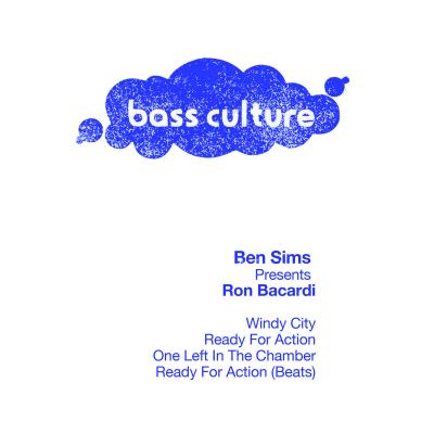 Ben Sims - Presents Ron Bacardi - EP