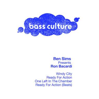 Ben Sims - Presents Ron Bacardi - EP