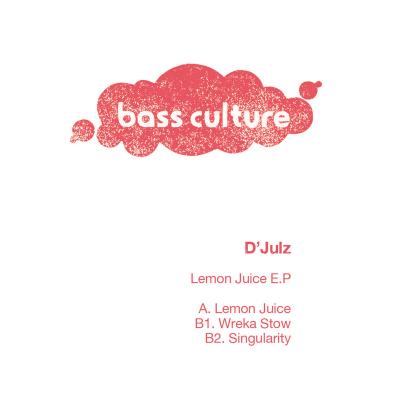 D'julz - Lemon Juice EP