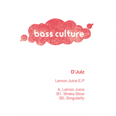 D'julz - Lemon Juice EP