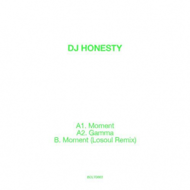 DJ Honesty - Moment (Losoul remix)