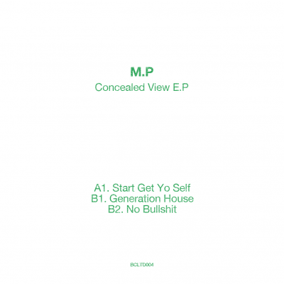 M.P - Concealed View EP