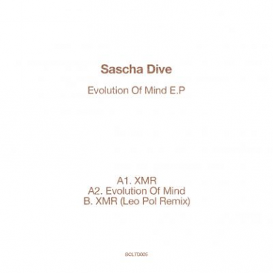 Sascha Dive - Evolution Of Mind EP