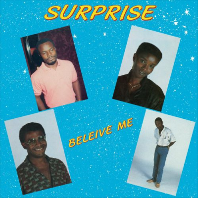 Surprise - Beleive Me