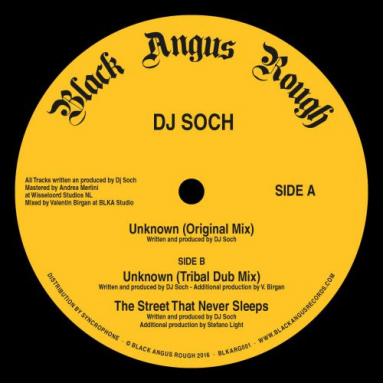 DJ Soch - Unknow