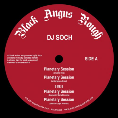 DJ Soch - Planetary Session