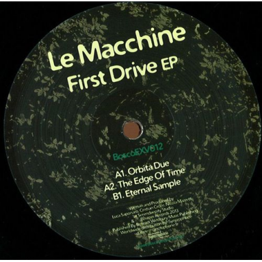 Le Macchine - First Drive EP