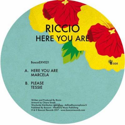 Riccio - Here You Are
