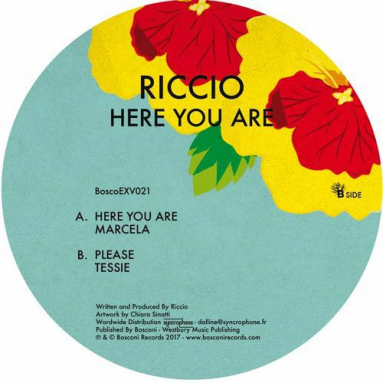 Riccio - Here You Are