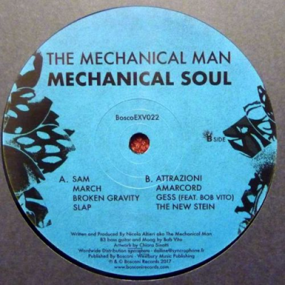 The Mechanical Man - Mechanical Soul