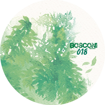 The Clover - Four Rooms EP San Proper rmx