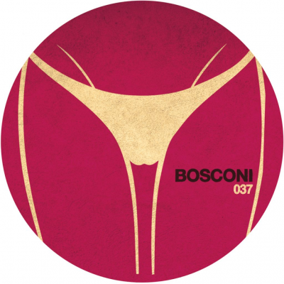 Bosconi Sound System - Back To Front