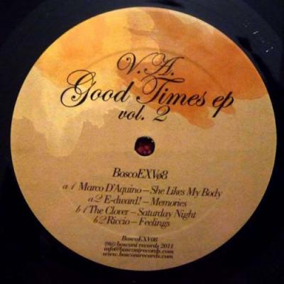 Various Artist - Good Times Vol.2