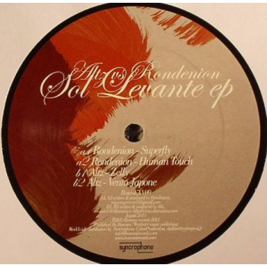 Altz & Rondenion - Sol Levante EP