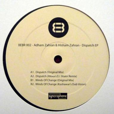 Adham Zahran & Hisham Zahran - Dispatch EP