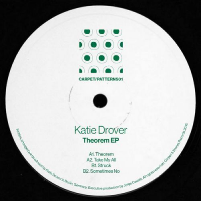 Katie Drover - Theorem EP - CARPET