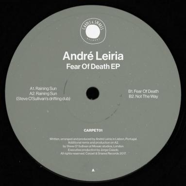 André Leiria - Fear Of Death (Steve O'Sullivan)