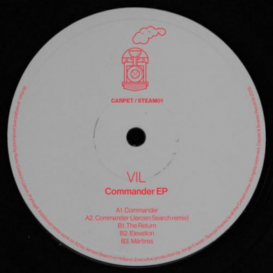 VIL - Commander EP ft. JEROEN SEARCH remix