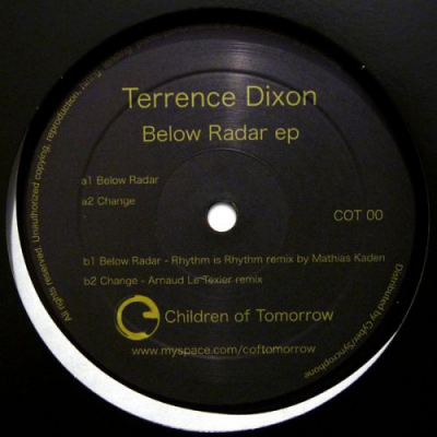 Terrence Dixon - Change Mathias Kaden remix