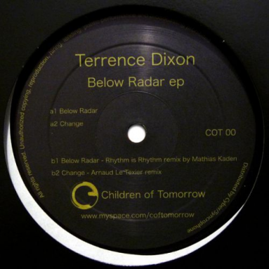 Terrence Dixon - Change Mathias Kaden remix