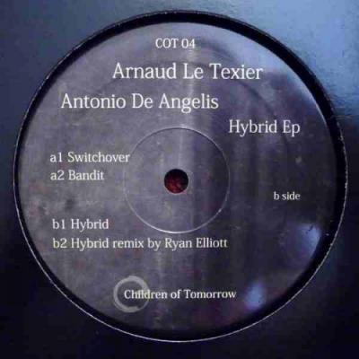 Arnaud Le Texier & Antonio De Angelis - Hybrid