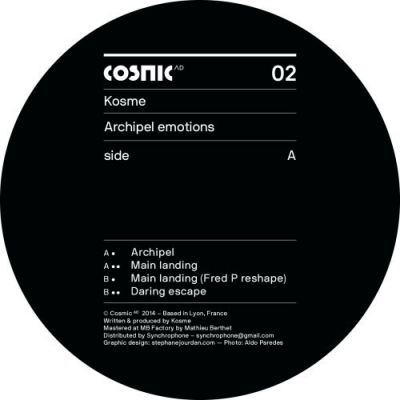 Kosme - Archipel Emotions (Fred P rmx)