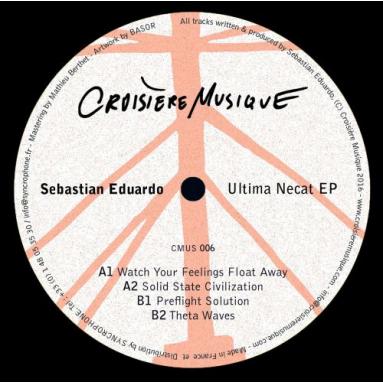 Sabastian Eduardo - Ultima Necat EP