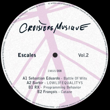 Various Artists - Escales Vol.2