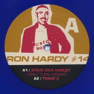 Ron Hardy 14