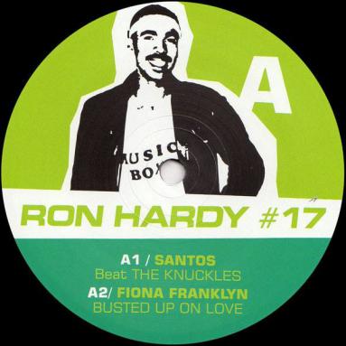 Ron Hardy 17